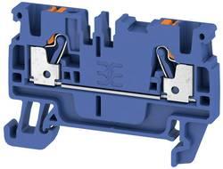 Bloc de jonction de passage Weidmüller A2C 2.5 DBL 2508000000 bleu foncé 100 pc(s)