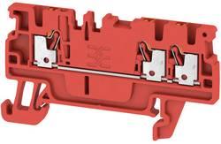 Bloc de jonction de passage Weidmüller A3C 1.5 RD 2534500000 rouge 50 pc(s)
