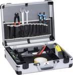 Mallette à outils en alu 445 x 355 x 145 mm
