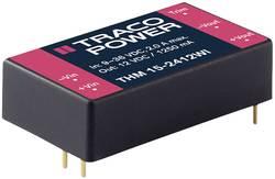 TracoPower THM 15-2415WI Convertisseur CC/CC pour circuits imprimés 24 V/DC