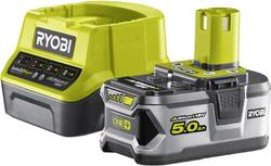 Batterie pour outil Li-Ion Ryobi 5133003366 18 V 5.0 Ah 1 pièce