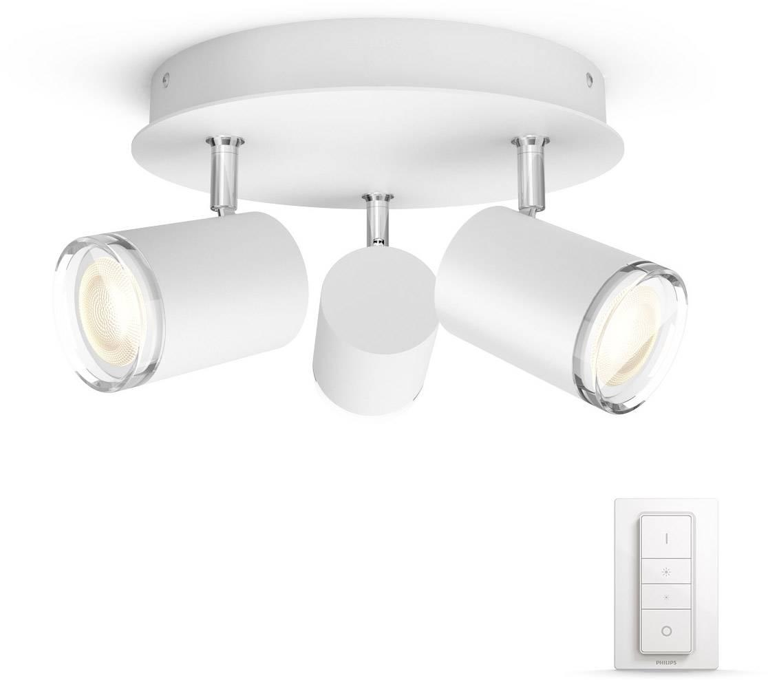 Philips Lighting Hue Plafonnier De Salle De Bain LED Avec Variateur Adore  EEC: LED (A++   E) LED Intégrée 16.5 W Blanc C