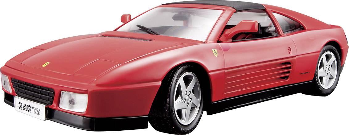 Réduit 348ts Ferrari De 1 Voiture Bburago 18 Modèle MLGqUSzVp