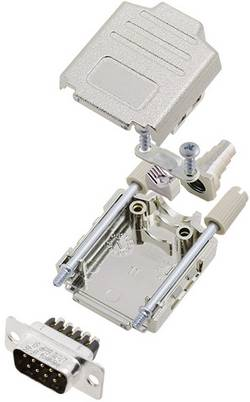 Kit SUB-D mâle à vis Amphenol L17DPPK25-M+L717DB25PST 180 ° Nombre total de pôles: 25 1 pc(s)