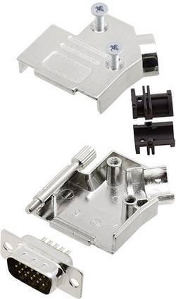 Kit SUB-D mâle fût à souder Amphenol L17D45ZK25+L717HDB44P 45 ° Nombre total de pôles: 44 1 pc(s)