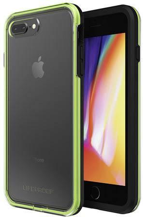 coque iphone 8 plus apple vert