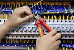Assortiment Set d'outils VDE pour électricien dans la sacoche