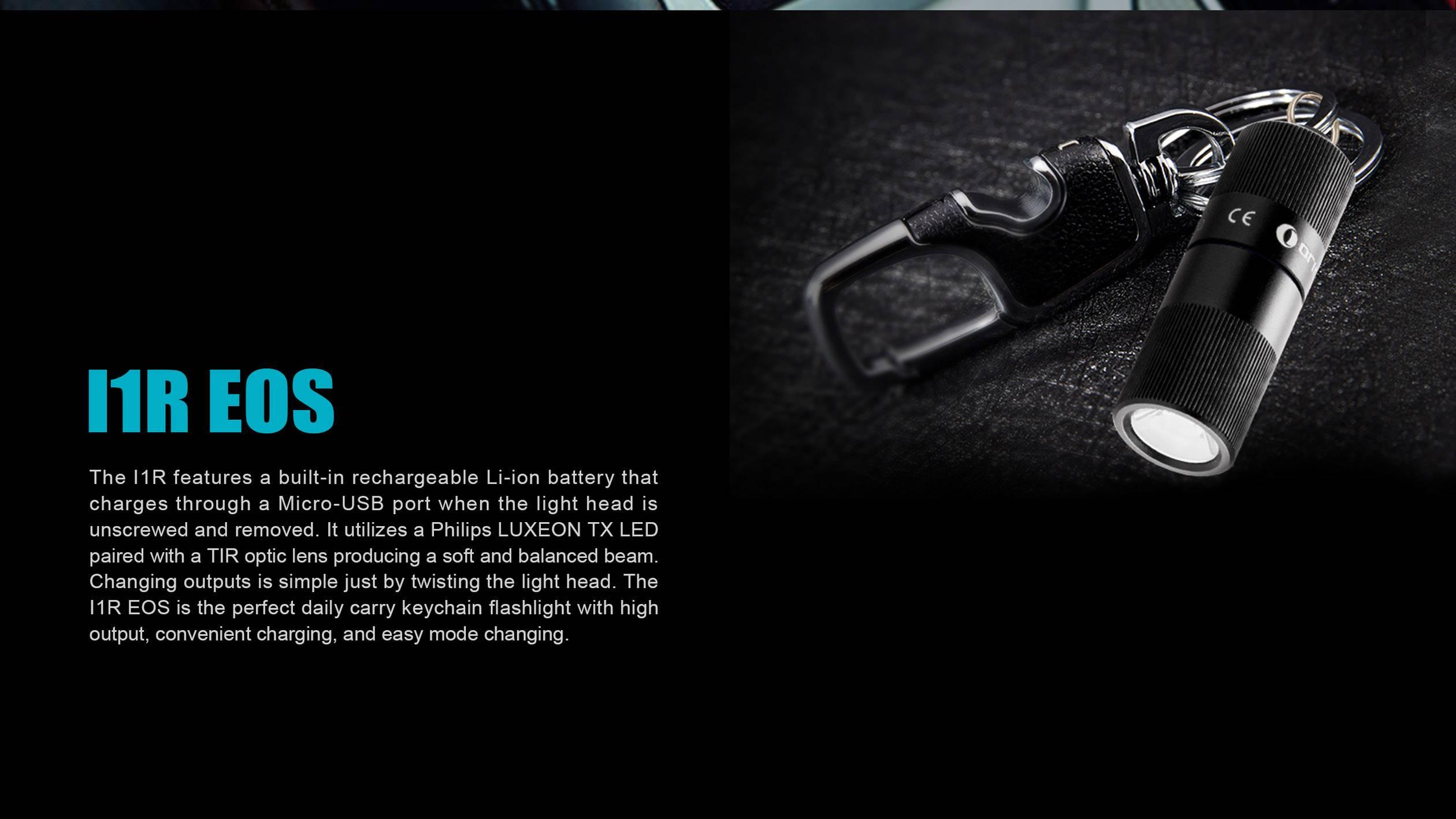 I1r Eos Interface Mini Poche Avec Olight Usb Led Lampe De lFJcT1K