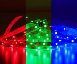 Ruban LED (Set complet) avec connecteur mâle Müller Licht 20100323 230 V 5 m RVB 1 pc(s)