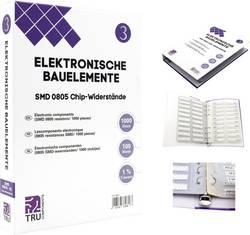 Album d'assortiment TRU COMPONENTS T1806P015 TC-6869428 1 pc(s)