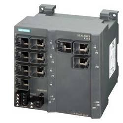 Commutateur Ethernet industriel Siemens 6GK53100FA102AA3 1 pc(s)