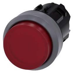 Bouton-poussoir lumineux à rappel Siemens 3SU1031-0BB20-0AA0 1 pc(s)