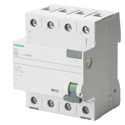 Interrupteur différentiel Siemens 5SV3642-6KK01 5SV36426KK01