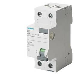 Interrupteur différentiel Siemens 5SV4314-0GV02 5SV43140GV02