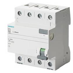 Interrupteur différentiel Siemens 5SV4444-0LA01 5SV44440LA01