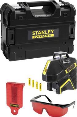 Laser multiligne Stanley by Black & Decker FMHT1-77416 Etalonné selon: d'usine (sans certificat)