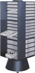 Colonne rotative pour tiroirs raaco 137607 Nombre de compartiments: 12 1 pc(s)