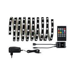 Ruban LED (Set complet) avec connecteur mâle Paulmann 70956 12 V 300 cm RVB 1 pc(s)
