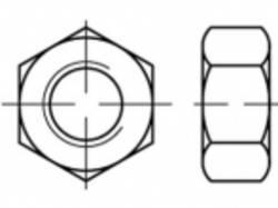 Écrou hexagonal M33 ISO 4032