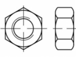 Écrou hexagonal M18 ISO 4032