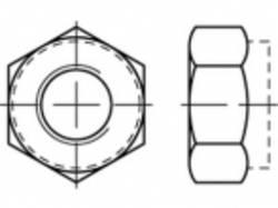 Écrou hexagonal M16 ISO 10511