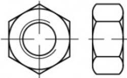 Écrou hexagonal 38 mm 83934