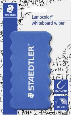 Staedtler Brosse pour tableau blanc Lumocolor whiteboard wiper 652 (l x h) 107 mm x 57 mm bleu