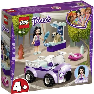 Logo LEGO® FRIENDS 41360 Nombre de LEGO (pièces)50