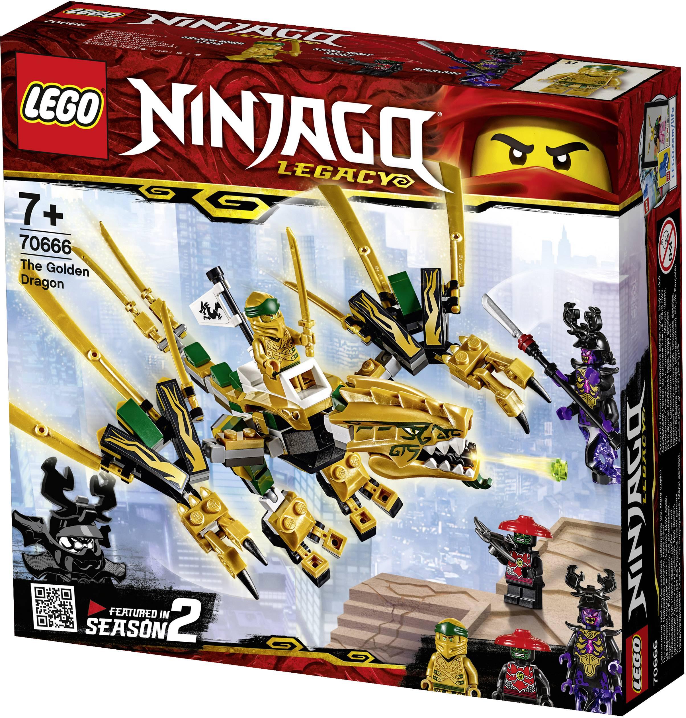 Lego® Ninjago Nombre Legopièces 171 De 70666 PZukXi
