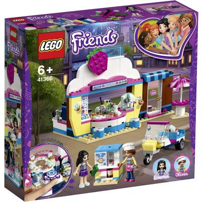 LEGO® FRIENDS 41366 Nombre de LEGO (pièces)335