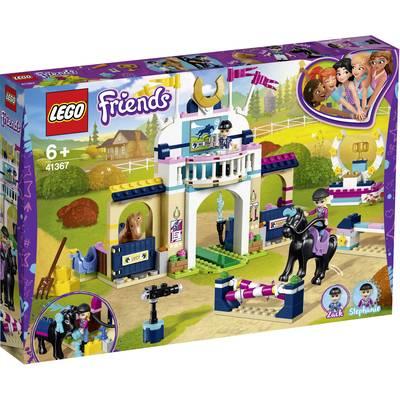 Logo LEGO® FRIENDS 41367 Nombre de LEGO (pièces)337