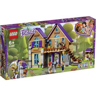 Logo LEGO® FRIENDS 41369 Nombre de LEGO (pièces)715