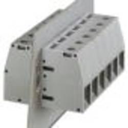 Borne pour conducteur de protection Phoenix Contact HDFK 50 GNYE 0708726 16 mm² 50 mm² vert-jaune 10 pc(s)