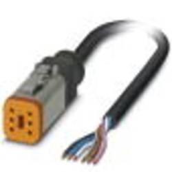 Connecteur confectionné Phoenix Contact 1415029 10 m Nbr de pôles: 6 1 pc(s)