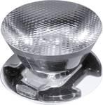 Optique LED transparent, rainuré transparent 10 ° Nombre de Leds (max.): 1 Pour LED: Seoul Semiconductor® Z5