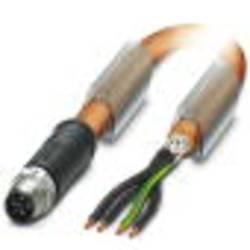 Connecteur confectionné Phoenix Contact 1424104 1.50 m Nbr de pôles: 4 1 pc(s)
