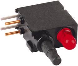 Mentor 1845.6032 Bouton-poussoir à rappel 60 V DC/AC 0.5 A