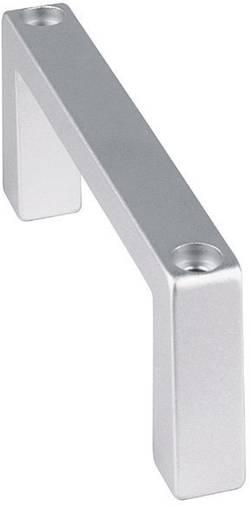 Poignée de tiroir Mentor 3268.1112 aluminium (anodisé) (L x l x h) 102 x 12.2 x 40 mm 1 pc(s)