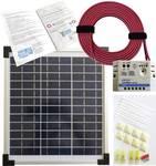 Kit solaire 12 V 10 W