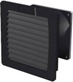 Ventilateur à filtre Weidmüller FF 11 54/230V BK 2556590000 230 V/AC (l x h x p) 109 x 109 x 62 mm 1 pc(s)
