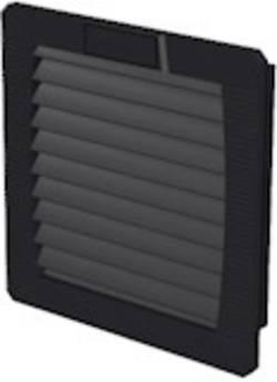 Filtre d'échappement Weidmüller EF 10 54 BK 2557080000 (l x h x p) 109 x 109 x 23 mm 1 pc(s)
