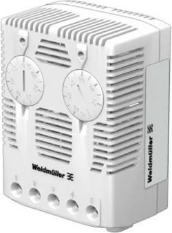 Thermostat d'armoire de distribution Weidmüller THSW 0°+60°C NC 2558230000 1 NF (R) (L x l x h) 36 x 40 x 72 mm 1 pc(s