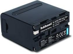Batterie de casque Hähnel Fototechnik Remplace l'accu d'origine NP-F960, NP-F970