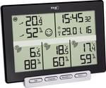 Thermo-hygromètre sans fil Multi-sens avec 3 émetteurs 30.3057.01