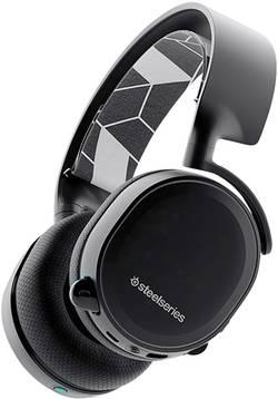 Micro-casque de gaming circum-aural stéréo, sans fil, filaire Steelseries Arctis 3 7.1 Bluetooth® noir