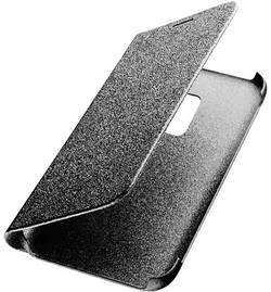 Etui Porte Feuilles Cellularline Bookgalj6pl18k Adapte Pour Samsung