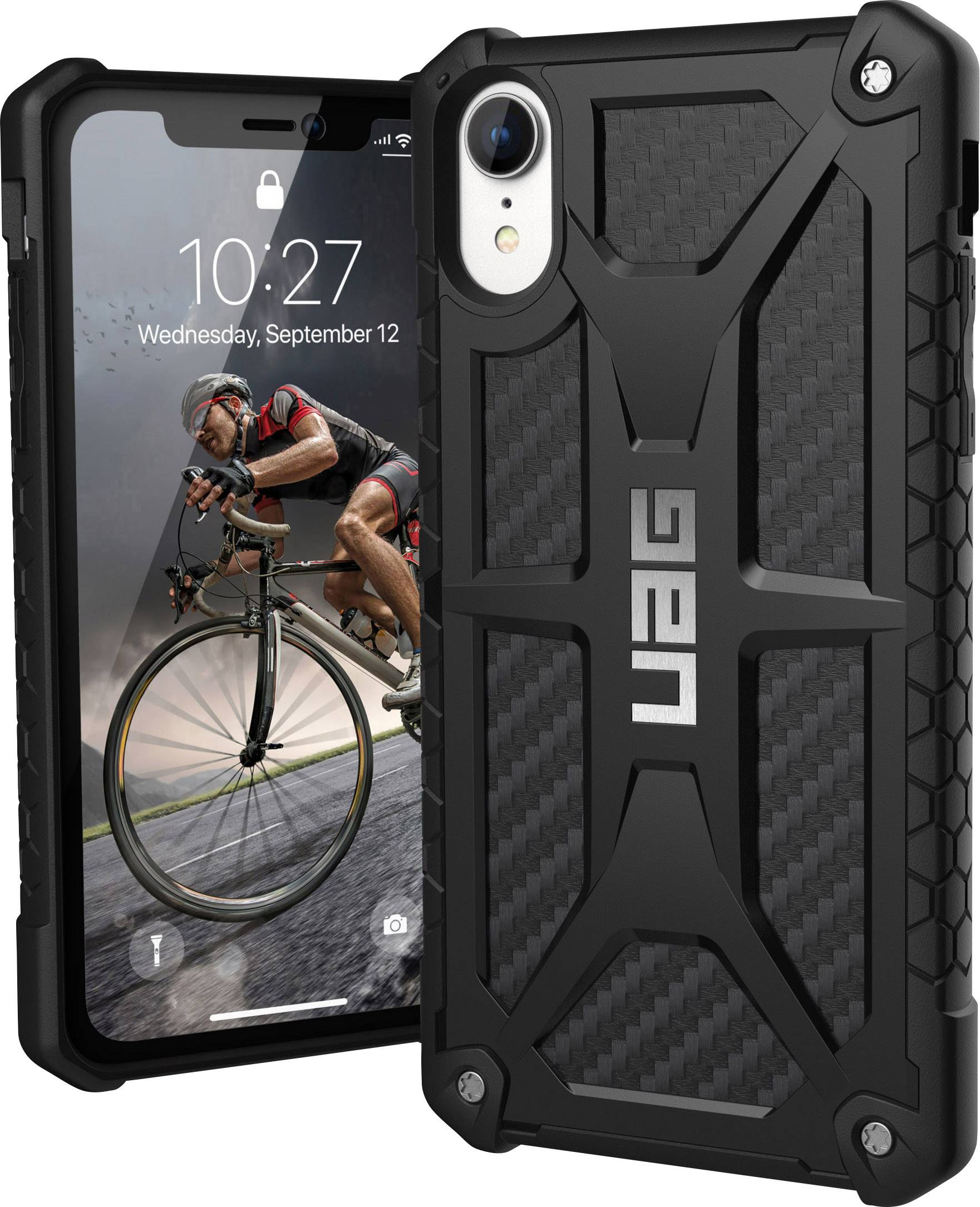 coque iphone 10 xr noir