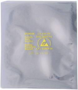 Sachet antistatique (ESD) BJZ C-BG-0406-C (L x l) 100 mm x 152 mm blindé Lettre d'identification ESD: S 1 pc(s)