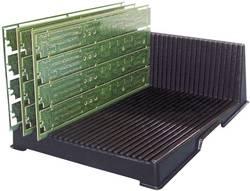 Support de cartes antistatique (ESD) BJZ H-LS-356 (L x l x h) 355 x 268 x 128 mm conducteur Lettre d'identification ESD: