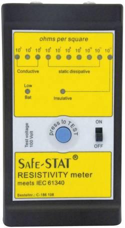 Set d'appareil de test antistatique (ESD) BJZ C-186 108 résistance de surface, résistance de conductibilité, résistance
